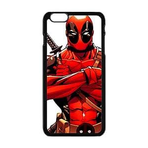 Zero deadpool comic Phone Case for Iphone 6 Plus
