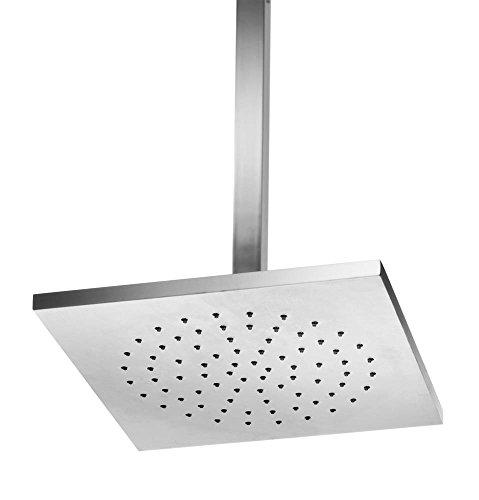 Linea 53826 Self Cleaning Rain Shower Head in Polished Chrome