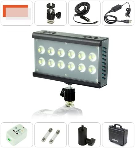 Buy Flyfilms New Video High Power Led Aura light FREE bag