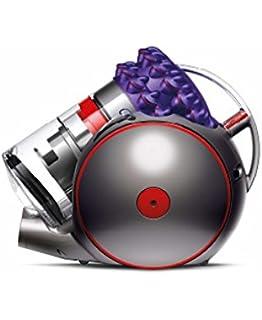 Dyson Cinetic Big Ball Parquet - Aspiradora (E, Cylinder vacuum, Púrpura, Plata, Sin bolsa, Telescópico, Secar) [Modelo 2016]: Amazon.es: Hogar