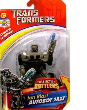 Transformers Fast Action Battlers Ion Blast Autobot Jazz