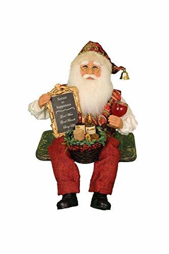 Karen Didion Wine Santa - Karen Didion Wine & Friends Santa 17