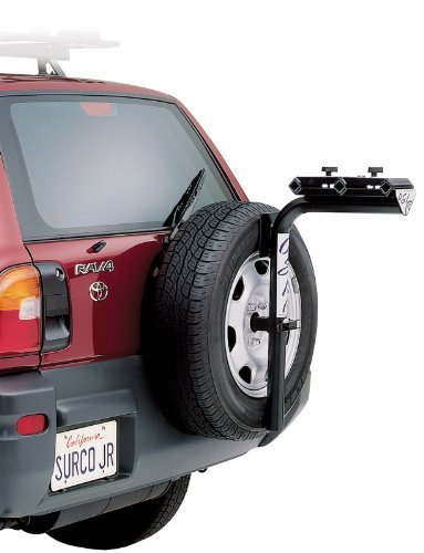 Surco BT300 Spare Tire Rack (Jeep Tire Ski Rack)