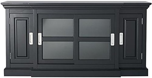 "Lexington Tv Stand, 30""Hx60""Wx18""D, BLACK"