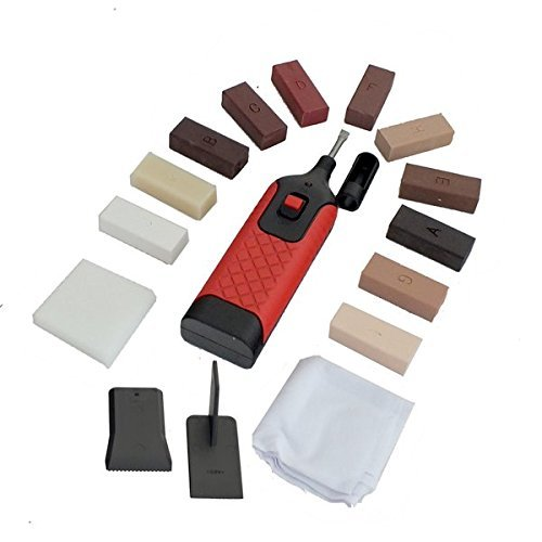 tooltime laminate floor repair kit for parquet laminate and wood surfaces by tooltime flyers. Black Bedroom Furniture Sets. Home Design Ideas