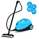 MLMLANT Multipurpose Steam Cleaner with 20-Piece Accessories 2000ML Tank, Steam Mops 4.5 Bar Steamer for Floors, Cars, Windows, Carpet, Garment ,Kitchen Floors and More