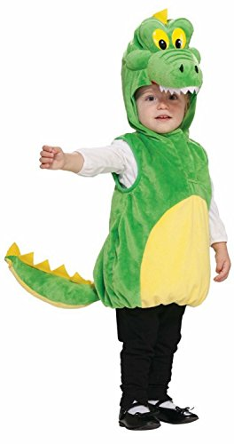 Costumes Alligator Plush Kids (Child Cuddlee Crocodile Costume Toddler size)
