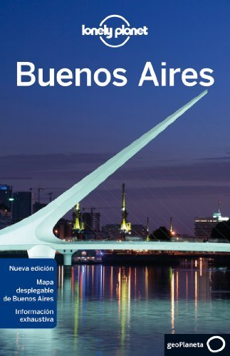 Lonely Planet Buenos Aires (Travel Guide) (Spanish Edition) by Lonely Planet (2012-01-01)