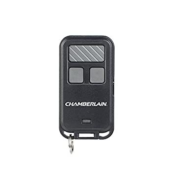 key fob garage door openerChamberlain 956EV 3button Garage Keychain Remote Control 1 Pack