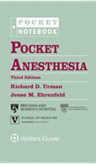 Basics of anesthesia 9780323401159 medicine health science books pocket anesthesia pocket notebook series fandeluxe Gallery