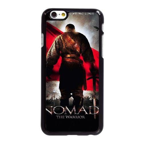 W1Z95 Nomad The Warrior Haute Résolution Affiche U5Q2HC coque iPhone 6 4.7 pouces Cas de couverture de téléphone portable coque noire XD7RYO6NU