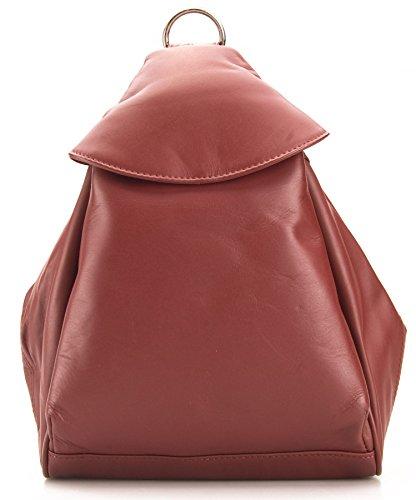 Visconti - Bolso mochila  para mujer rojo - rosso