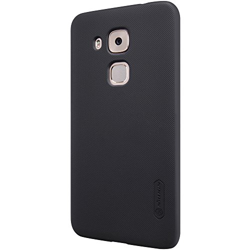 SMTR Huawei Nova Plus Funda, Calidad Premium Cubierta Delgado Caso de PC Hard Gel Funda Protective Case Cover para Huawei Nova Plus -Oro rosa Negro