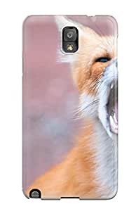 John B Coles's Shop Cheap Snap On Case Cover Skin For Galaxy Note 3(fox)