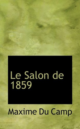 Le Salon de 1859 PDF