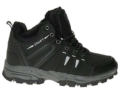 Bootsland Art 424 Winterschuhe Schuhe Winterstiefel Herrenschuhe Herren Schneeschuhe