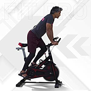 Lifelong LLF45 Fit Pro Spin Exercise Bike