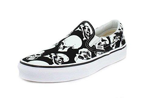 ディスカウントフリルさようならVans Womens Authentic Low Top Lace Up Canvas Skateboarding Shoes
