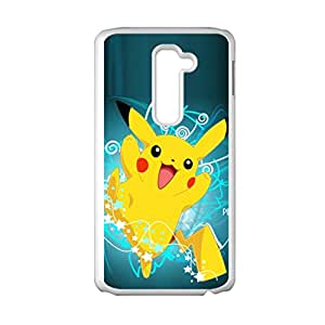 Quilted Phone Cases For Man For Optimus G2 Custom Design With Pikachu Choose Design 5