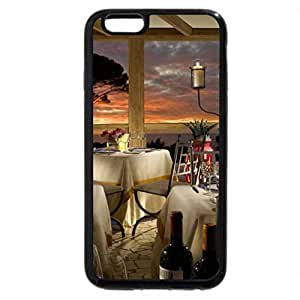 iPhone 6S / iPhone 6 Case (Black) Romantic Evening