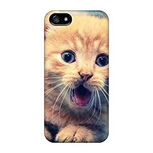 Hot Style GVxcrsY4002QEbfb Protective Case Cover For Iphone5/5s(cute Cat)