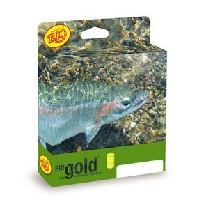 Rio Gold 4 Weight Fly Fishing Line by Rio Brands by Rio Brands