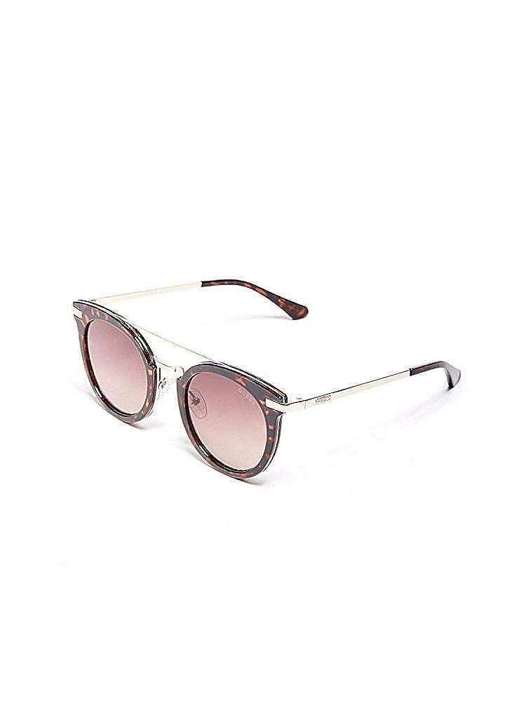 Guess GF6046-4952F, Gafas de sol para Mujer, Marrón 49
