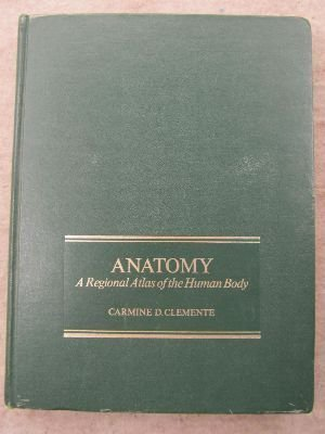 Anatomy;: A regional atlas of the human body