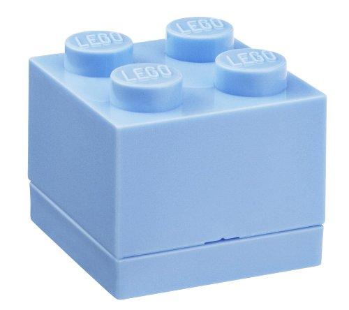 LEGO Mini Box Light Blue