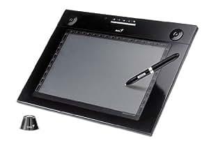 "Genius G-Pen M712X 4000líneas por pulgada 304 x 184mm USB Negro tableta digitalizadora - Tableta gráfica (Alámbrico, 304 x 184 mm, USB, 18,4 cm, 35,6 cm (14""), 1 cm)"