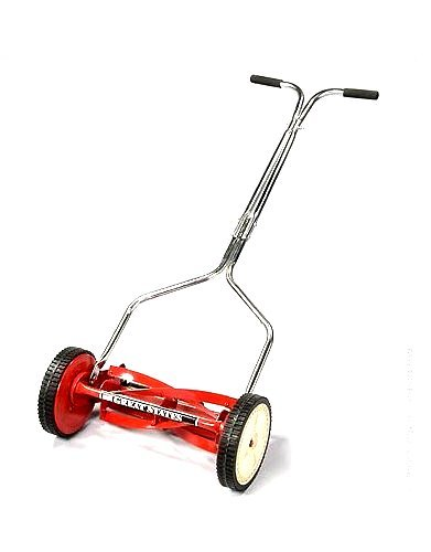 Great States Model 304-14 Five Blade 14 Inch Push Reel Lawnmower