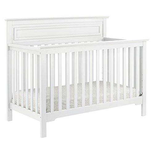DaVinci Autumn 4-in-1 Convertible Crib, White