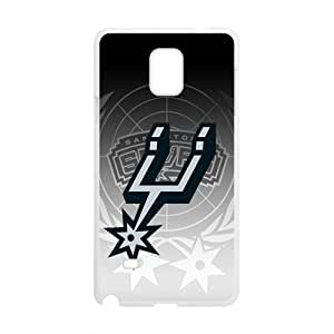 San Antonio Spurs Fahionable And Popular High Quality Back Case Cover For Samsung Galaxy Note4