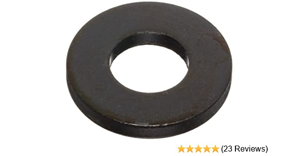 13//16 OD 3//8 Screw Size 0.065 Thick Steel Flat Washer Small Parts 37WSAEBPK Black Oxide Finish Pack of 100 3//8 Screw Size 13//32 ID 13//16 OD 0.065 Thick ASME B18.22.1 Pack of 100 13//32 ID
