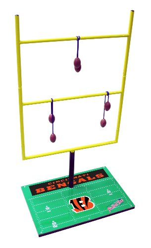 NFL Cincinnati Bengals Goal Post Toss Game II