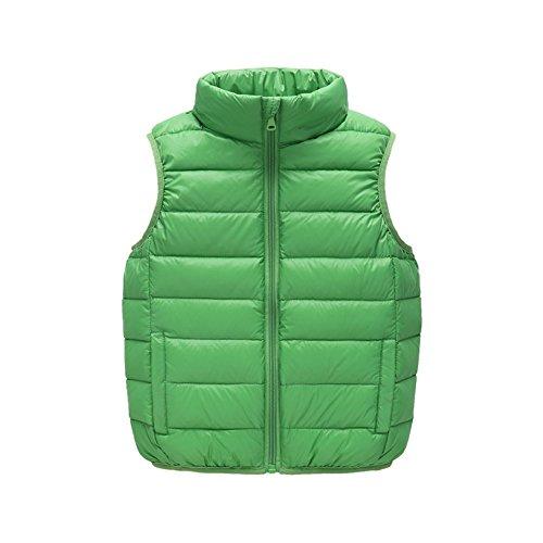 Green Boys Vest - 9