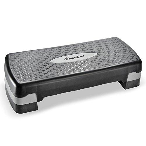 Steppbrett, Stepper, Stepper Board für Aerobic und Fitness bis 250 kg belastbar