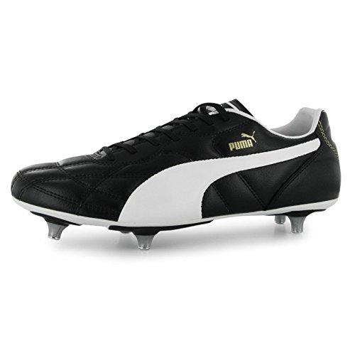 Sg White Soccer Shoes - 7