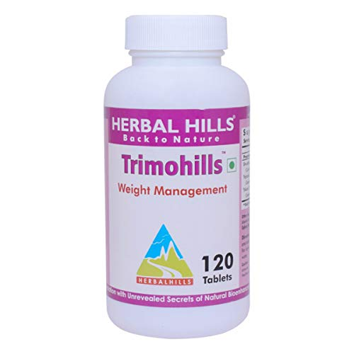 Herbal Hills Trimohills – Weight loss Formula 120 Tablets