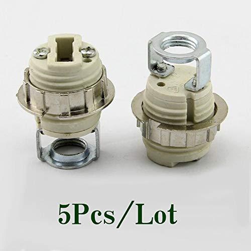 G9 LED Crystal Lamp Chandelier Holder//Halogen Block G9 lampBase Socket Free Shipping Kamas 5PCS G9 Lampholders