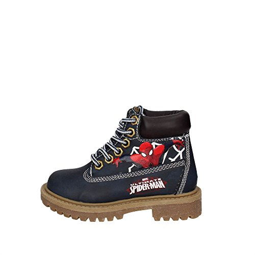 Spiderman SPI6048 Bootschuhe Boy Blau 29