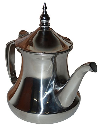 (Tea Serving Moroccan Serving tea Pot Serving Kettle 24 Oz Medium )