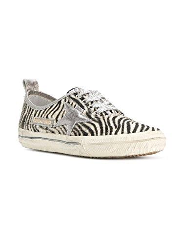 Donne Doca Doro G32ws560b4 Sneakers In Pelle Bianche / Nere