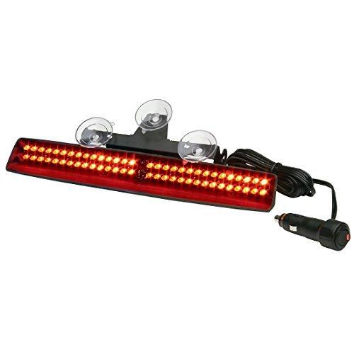 Whelen Dash Lights - Whelen Engineering Slim-Miser LED Series Light - Red/Red