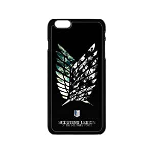 Attack on Titan numerous Cell applied Phone Case for Iphone improving 6 for