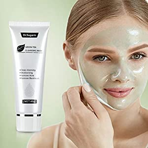 Best Epic Trends 41%2BRXKNDboL._SS300_ Blackhead Remover Mask Skin Care Remove,Tear-off Mask Pure Plant Green Tea Extract,Deep Cleansing Pore Strip…
