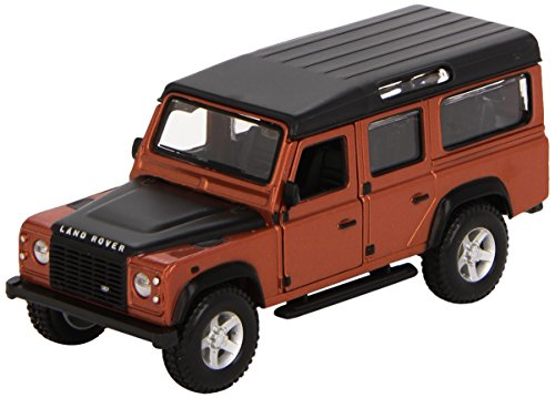 Miniature Land Rover Defender