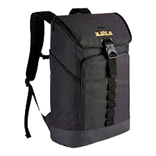 Nike Mens Lebron Top - Men's Nike LeBron Max Air Ambassador Backpack Black/Metallic Gold Size One Size