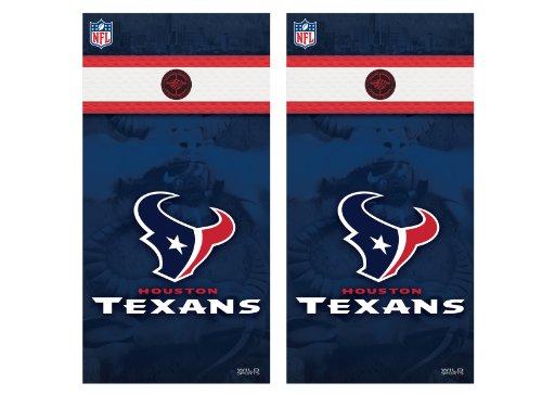 NFL Houston Texans Cornhole Shield (Texans Corn Hole Bags compare prices)