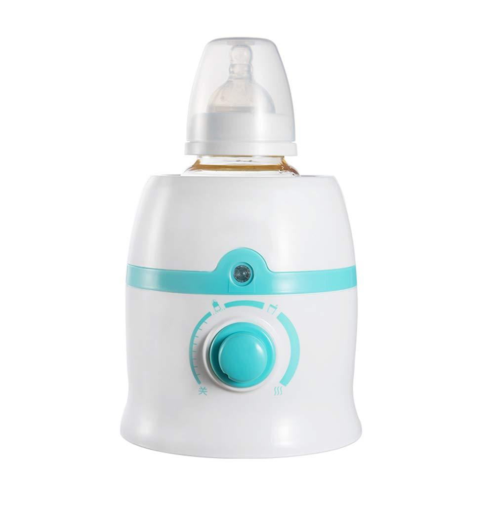 【コンビニ受取対応商品】 赤ちゃんのボトルウォーマーホットミルクの安全性3つの自動一定の暖かい牛乳のデバイスの自動温度制御誘導の電源赤ちゃんフードヒーター消毒 B07MNY66GK B07MNY66GK, ファブリカ:6d72dcc7 --- yelica.com